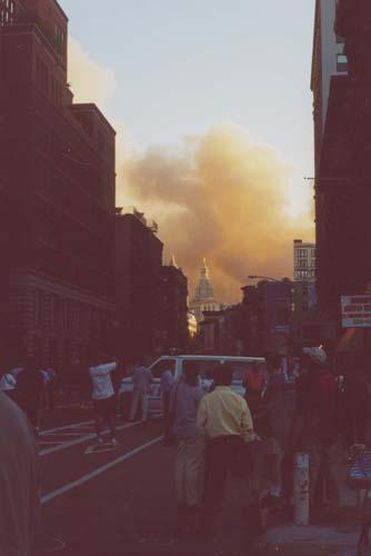 Broadway 9/11/2001