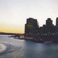 Evening Skyline 9/15/2001